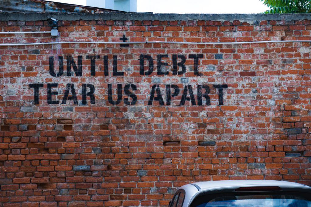 dokud nas dluh nerozdeli
